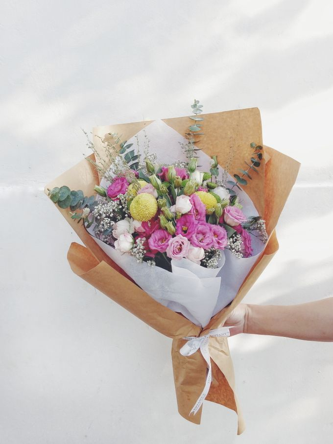 Gift Bouquet by Tiffany's Flower Room - 014
