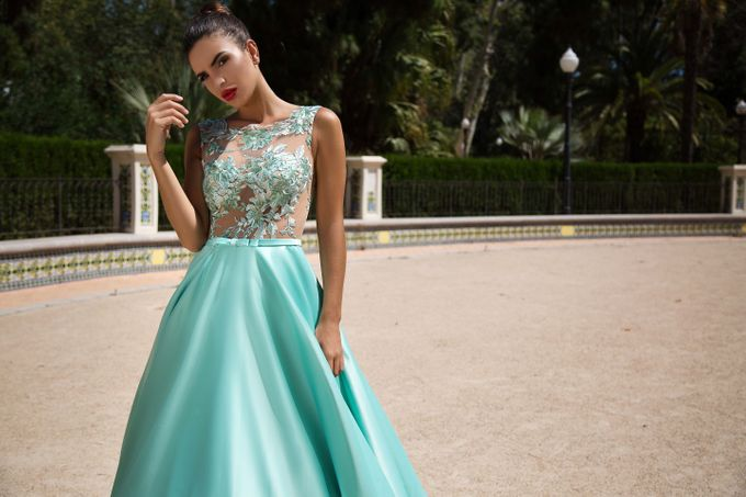 Luna Bianca Evening Gown Collection 1 by Luna Bianca Bridal Boutique - 006