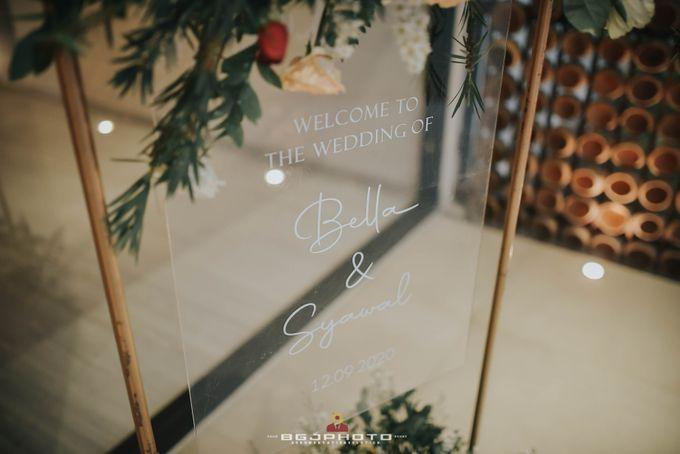The Wedding of Bella & Syawal di Amana Venue by Decor Everywhere - 004