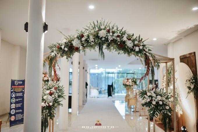 The Wedding of Bella & Syawal di Amana Venue by Decor Everywhere - 003