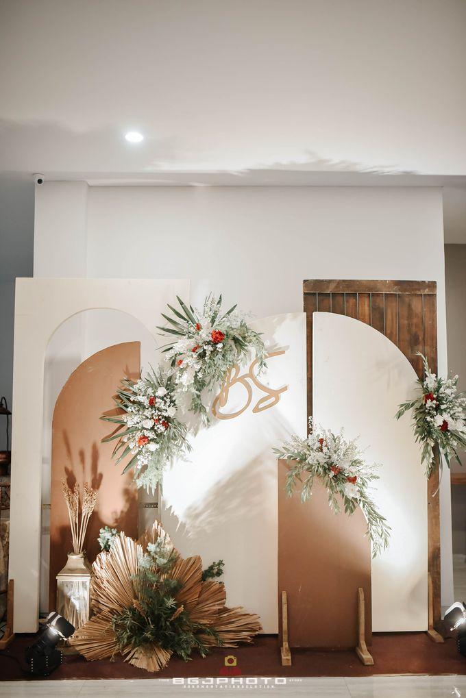 The Wedding of Bella & Syawal di Amana Venue by Decor Everywhere - 006