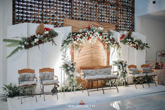 The Wedding of Bella & Syawal di Amana Venue by Decor Everywhere - 002