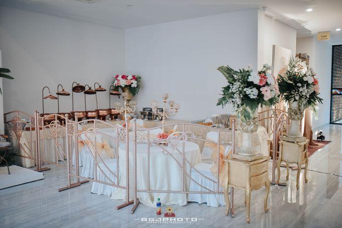 The Wedding of Bella & Syawal di Amana Venue by Decor Everywhere - 007