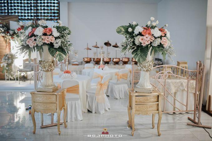 The Wedding of Bella & Syawal di Amana Venue by Decor Everywhere - 008