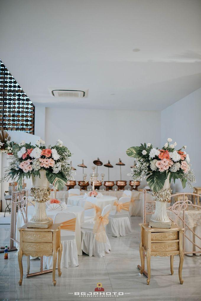 The Wedding of Bella & Syawal di Amana Venue by Decor Everywhere - 009