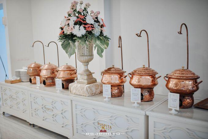 The Wedding of Bella & Syawal di Amana Venue by Decor Everywhere - 010