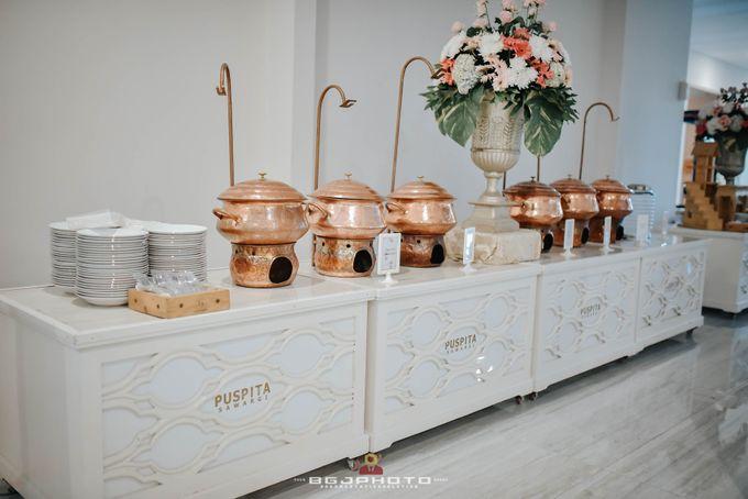 The Wedding of Bella & Syawal di Amana Venue by Decor Everywhere - 011