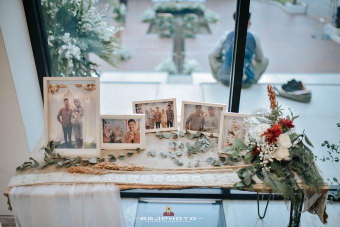 The Wedding of Bella & Syawal di Amana Venue by Decor Everywhere - 012