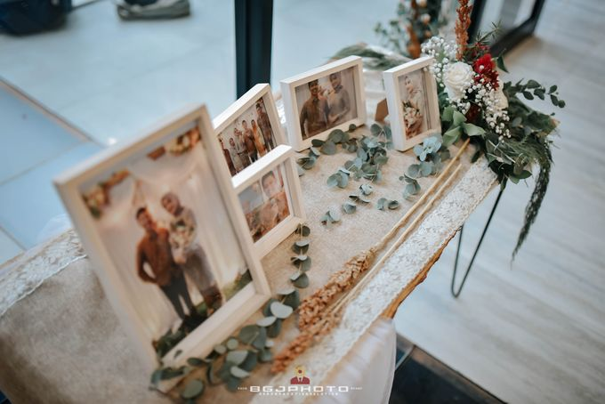 The Wedding of Bella & Syawal di Amana Venue by Decor Everywhere - 013