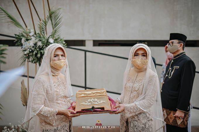 The Wedding of Bella & Syawal di Amana Venue by Decor Everywhere - 026