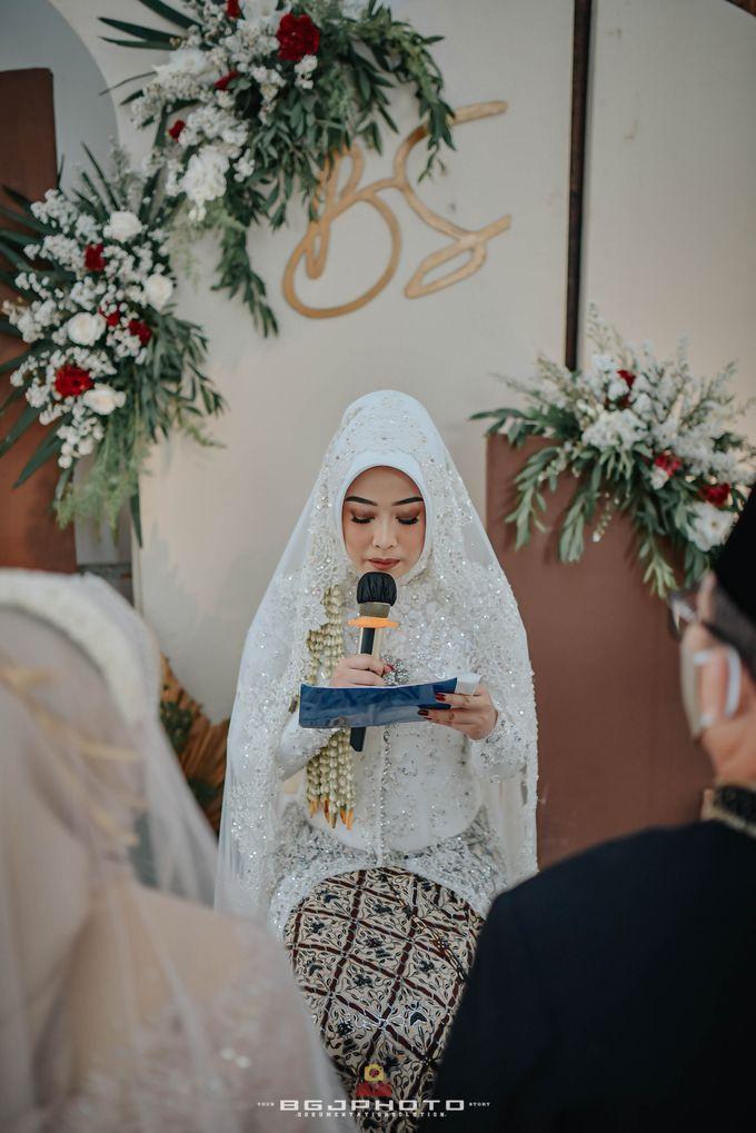 The Wedding of Bella & Syawal di Amana Venue by Decor Everywhere - 030