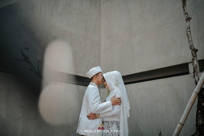 The Wedding of Bella & Syawal di Amana Venue by Decor Everywhere - 048