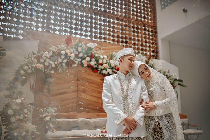 The Wedding of Bella & Syawal di Amana Venue by Decor Everywhere - 050
