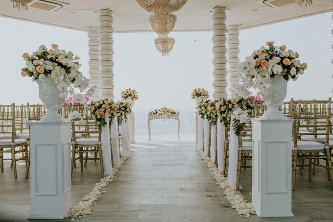 Kym & JP Wedding by KAMAYA BALI - 001