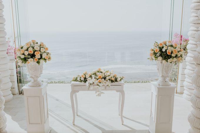 Kym & JP Wedding by KAMAYA BALI - 002