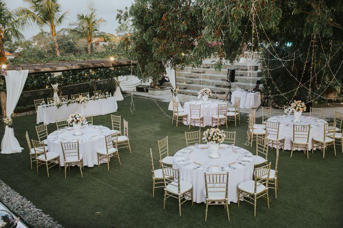 Kym & JP Wedding by KAMAYA BALI - 007