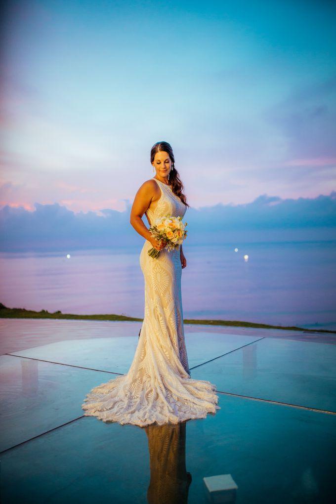 Kym & JP Wedding by KAMAYA BALI - 009
