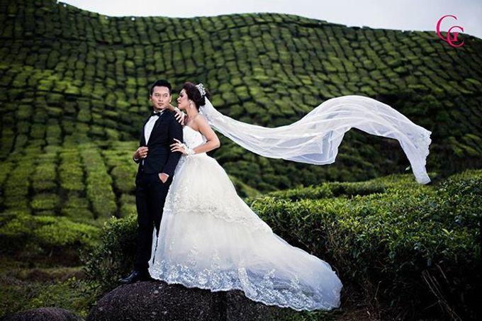 Wedding Reception and Portraiture by The Glamorous Capture - 021
