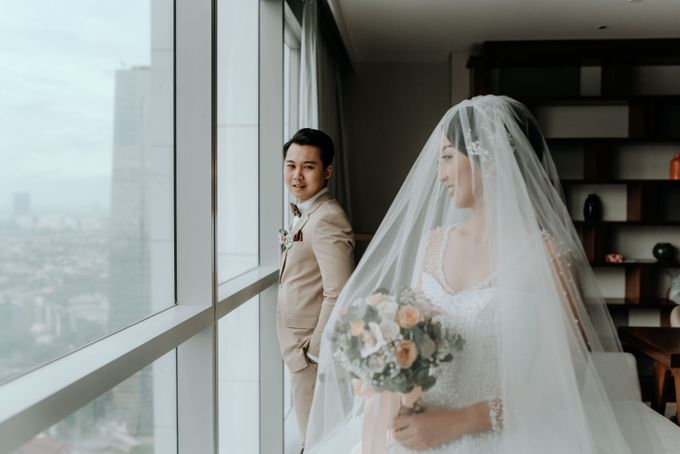 The Wedding of Christian & Kezia by William Saputra Photography - 038