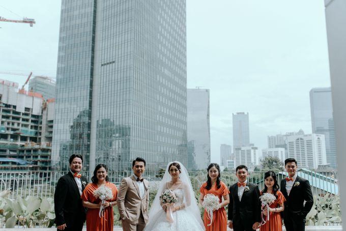 The Wedding of Christian & Kezia by William Saputra Photography - 039