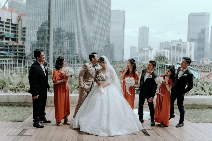 The Wedding of Christian & Kezia by William Saputra Photography - 040