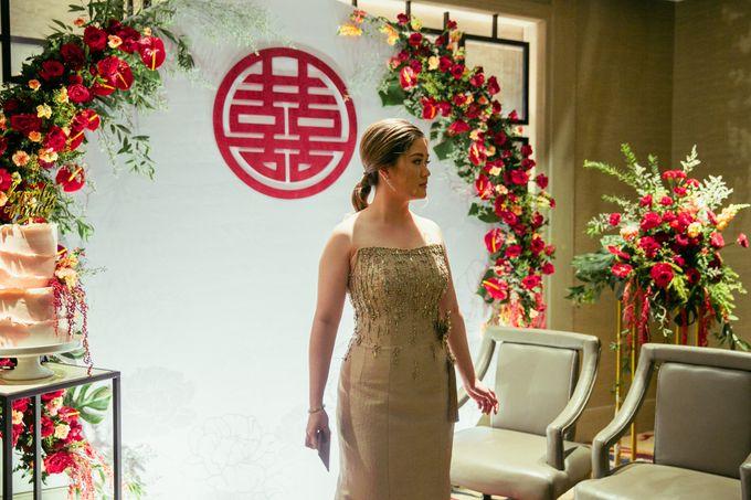 The Wedding Celebration of Celia & Erwin by Tammie Shoots - 004