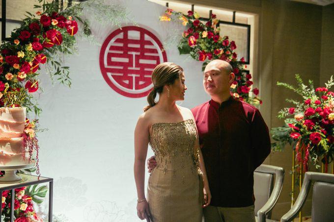 The Wedding Celebration of Celia & Erwin by Tammie Shoots - 005