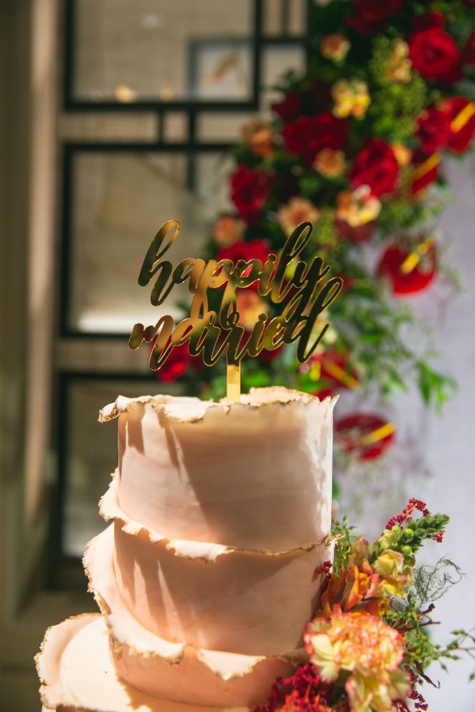 The Wedding Celebration of Celia & Erwin by Tammie Shoots - 008