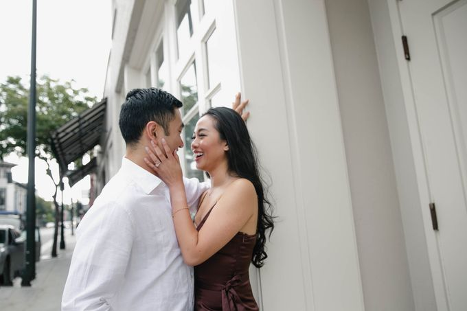 Prewedding Photoshoot - Nadya and Garry by Tammie Shoots - 009