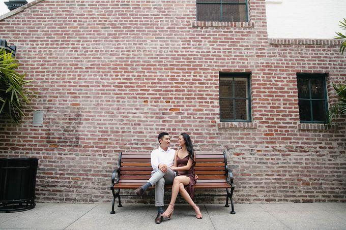 Prewedding Photoshoot - Nadya and Garry by Tammie Shoots - 005