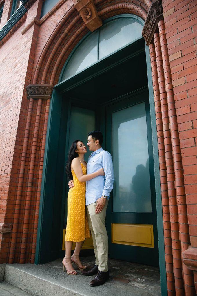 Prewedding Photoshoot - Nadya and Garry by Tammie Shoots - 010