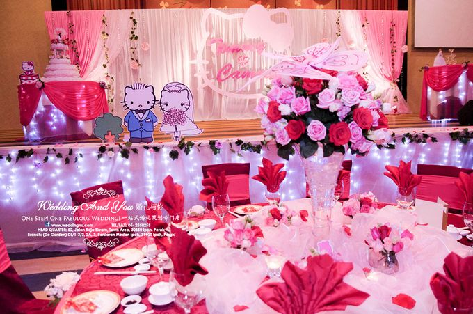 VIP Table Setting by Wedding And You - 005