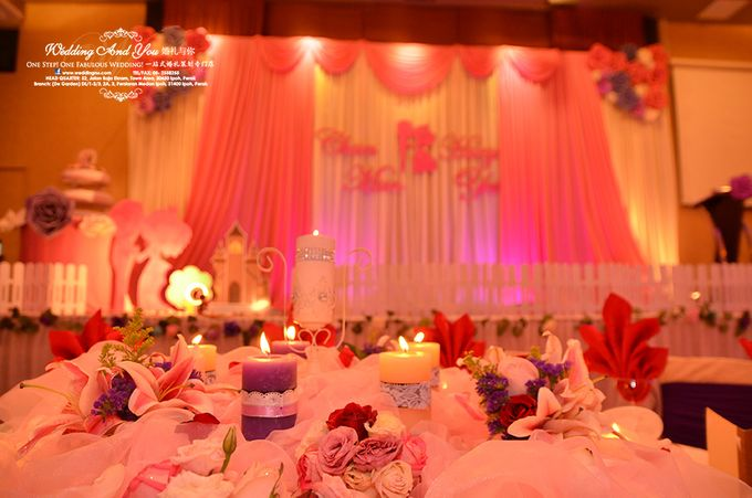 VIP Table Setting by Wedding And You - 013