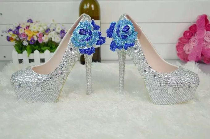 WEDDING SHOES by TIANXI TRADING PTE LTD - 024