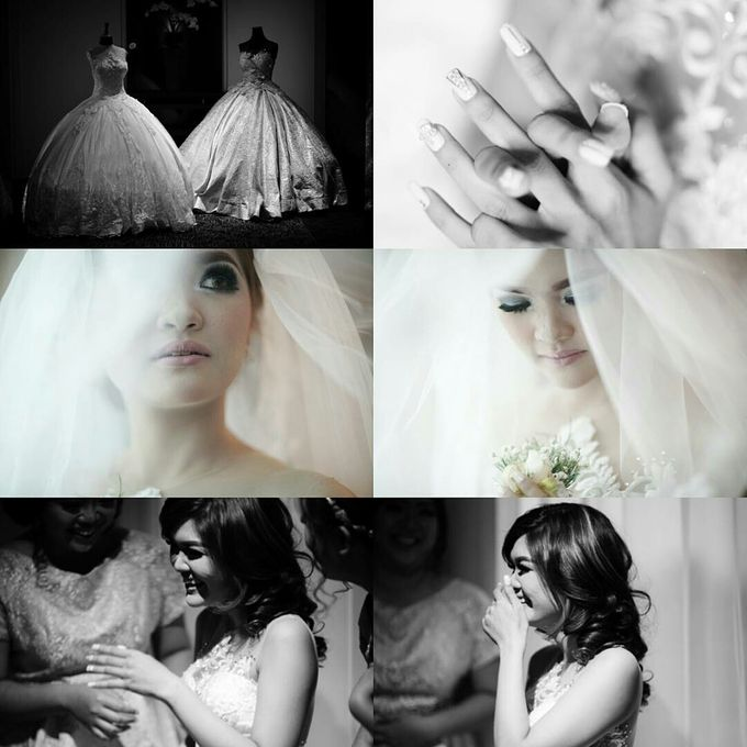 The Wedding Alfian And Tika by C+ Productions - 013