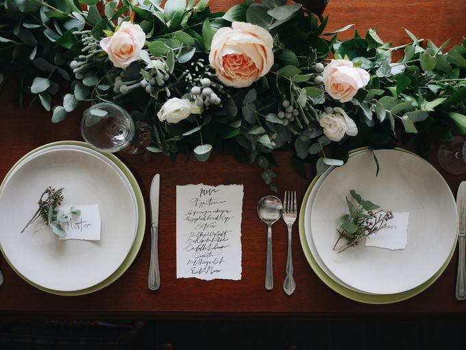 Tablescape by Blanc Studios - 002