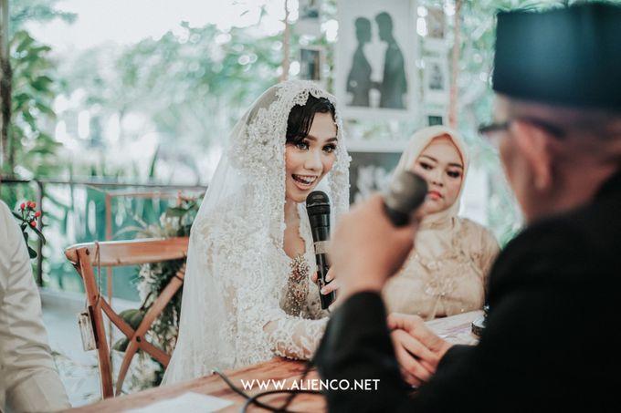 The Wedding Of Intan & Puja by Jakarta Souvenir - 015