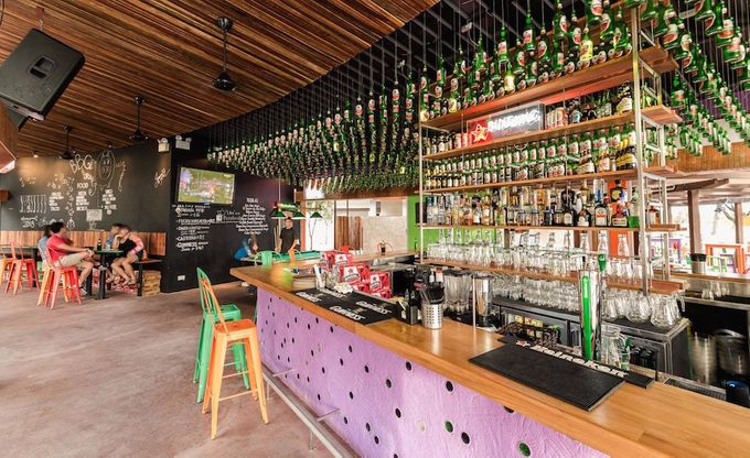 Vibrant venue for your quirky wedding by Bikini Bar - 001