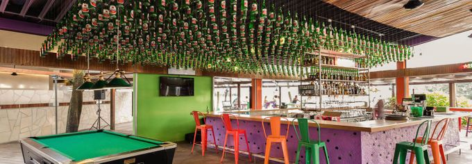 Vibrant venue for your quirky wedding by Bikini Bar - 004