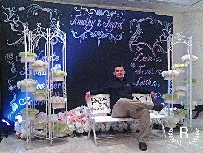 Timothy & Ingrid Wedding at Grand Ballroom by Grand Hyatt Jakarta - 003