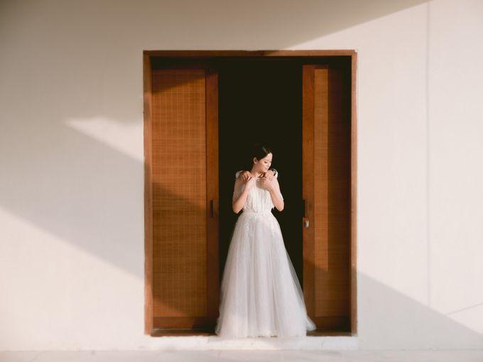 The Wedding of Bilson & Anni by Elsie Chrysila Brides - 002