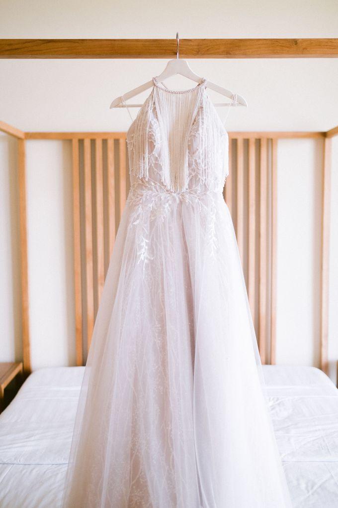 The Wedding of Bilson & Anni by Elsie Chrysila Brides - 001