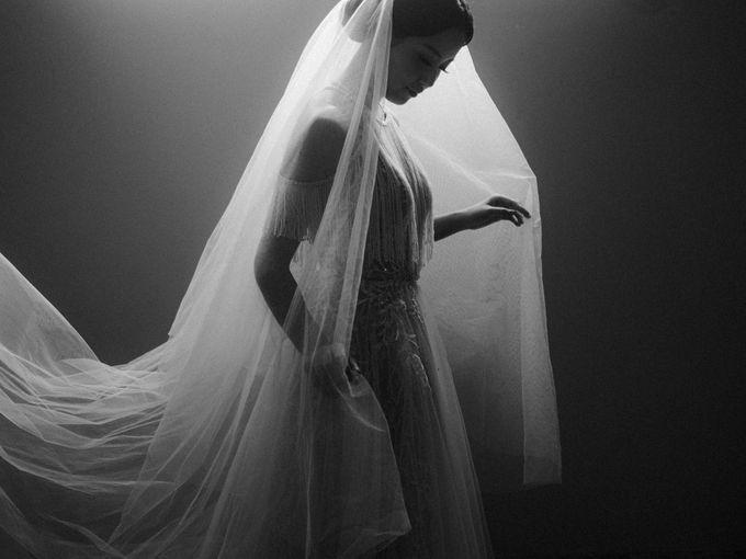 The Wedding of Bilson & Anni by Elsie Chrysila Brides - 003