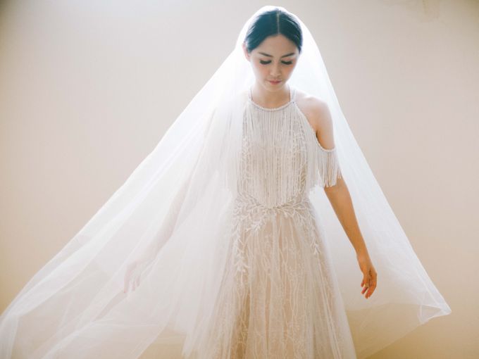 The Wedding of Bilson & Anni by Elsie Chrysila Brides - 004