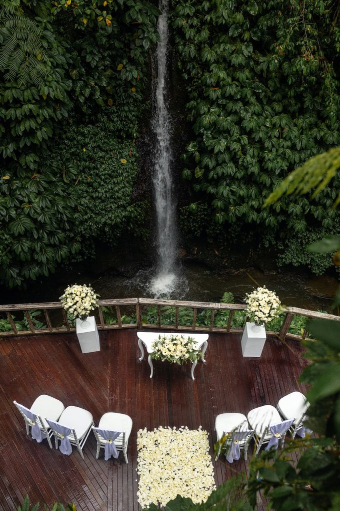 Intimate Wedding Package by The Kayon, Truly Ubud Resort - 001