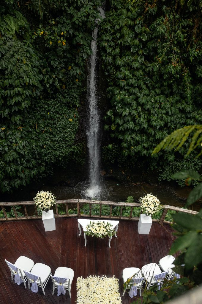 Intimate Wedding Package by The Kayon, Truly Ubud Resort - 002