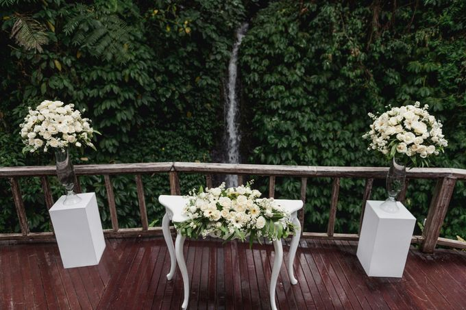 Intimate Wedding Package by The Kayon, Truly Ubud Resort - 003