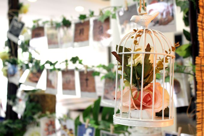 A Floral Wedding by Manna Pot Catering - 001