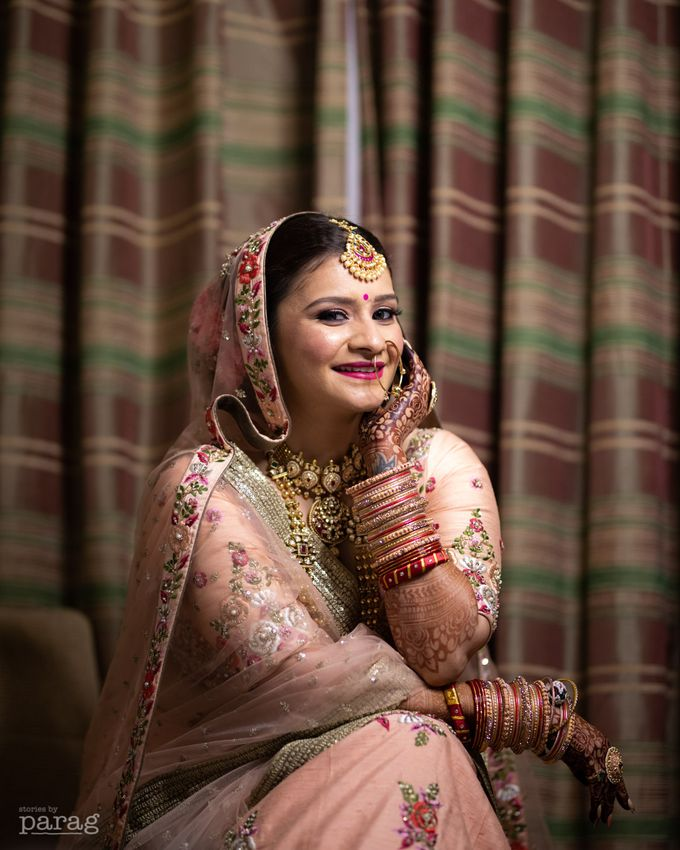 Wedding Photography by Stories by Parag - 033