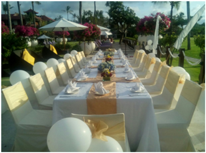 Garden & Beach Wedding by Holiday Inn Resort Baruna Bali - 019